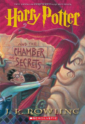 2016-11-10_HP 02 Harry Potter Chamber of Secrets Cover