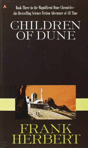 Dune 3 Children of Dune Cover