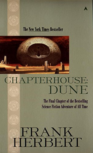 Dune 6 Chapterhouse Dune Cover